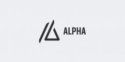 Alpha Logo uai
