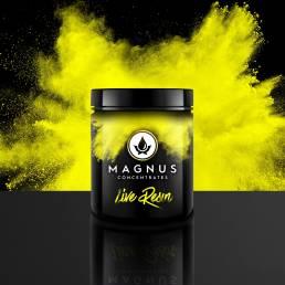 Magnus Packaging LiveResin uai